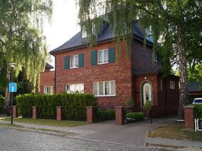 wohnhaus in rostock