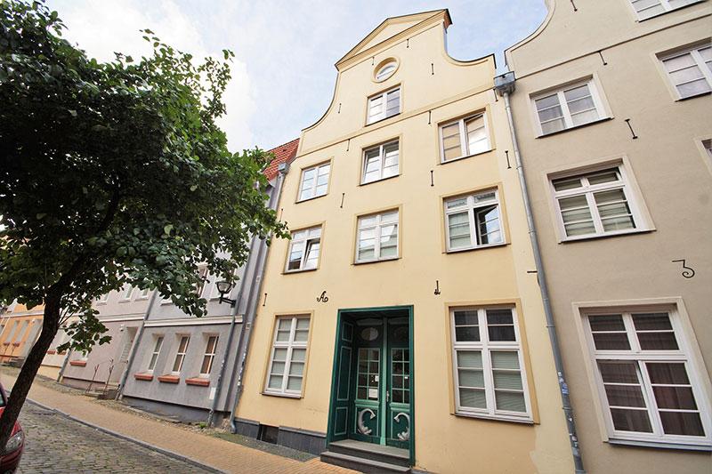 Mehrfamilienhaus in Rostock