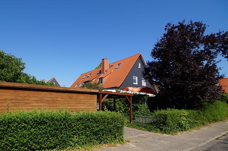 Doppelhaushälfte in Rostock Reutershagen