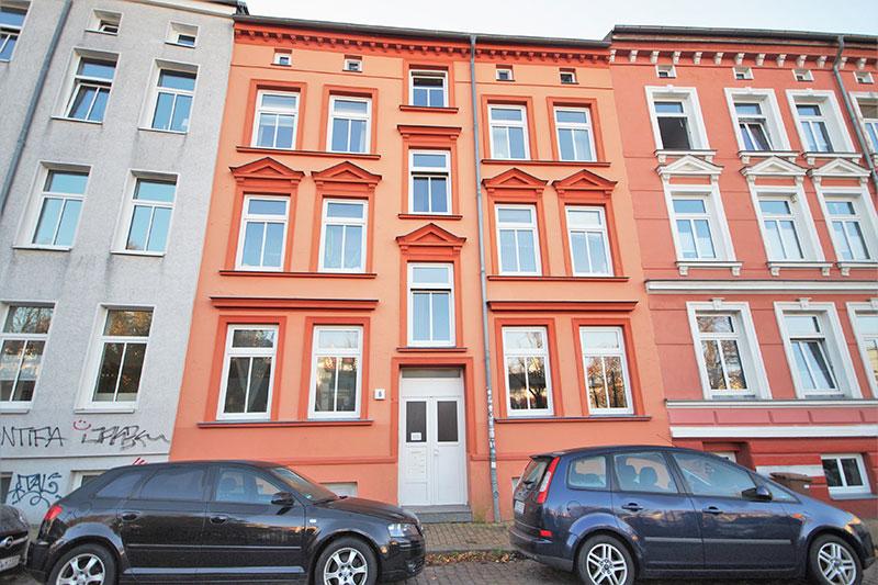 Mehrfamilienhaus in Rostock KTV