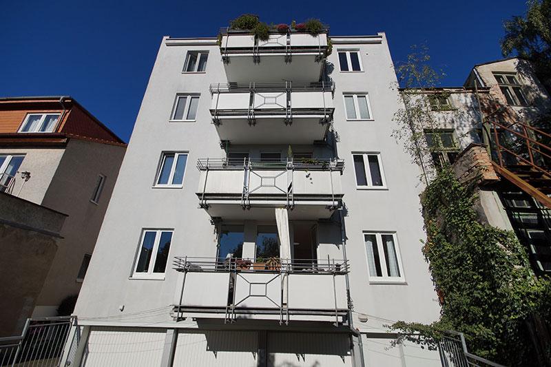 Mehrfamilienhaus in Rostock Steintor-Vorstadt