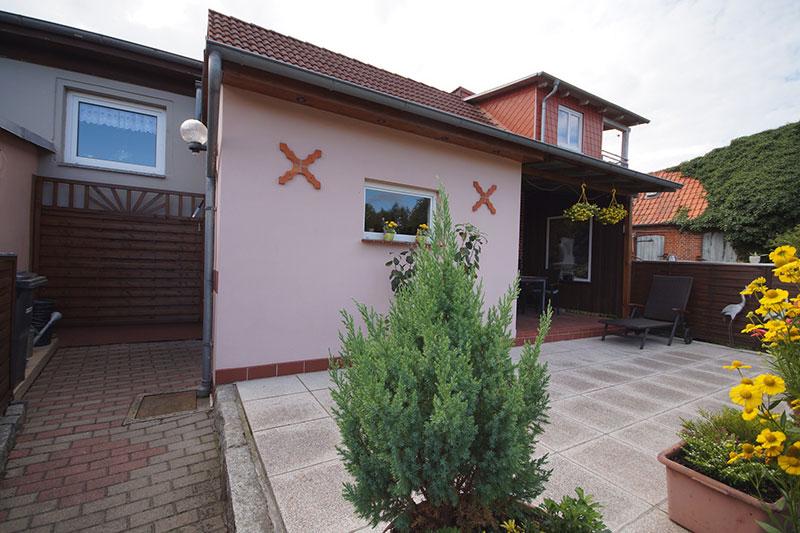 Reihenmittelhaus in Malchow